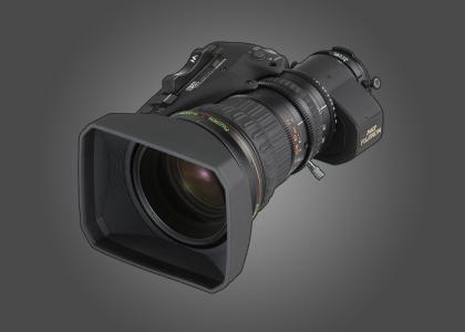 Fujinon HA18x7.6BERM HD Lens