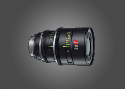 LEICA Summilux-C (Speed Prime) Lenses