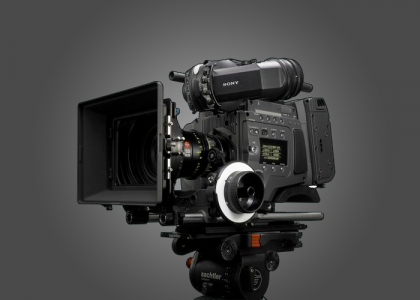 SONY F65RS Digital Motion Picture Camera