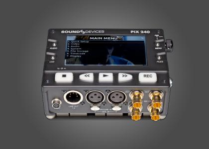 Sound Devices Pix 240