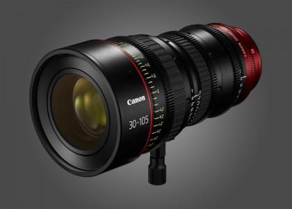 Canon CN-E30-105mm T2.8 L S