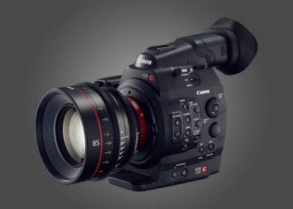 Canon EOS C500 Cinema EOS Camera